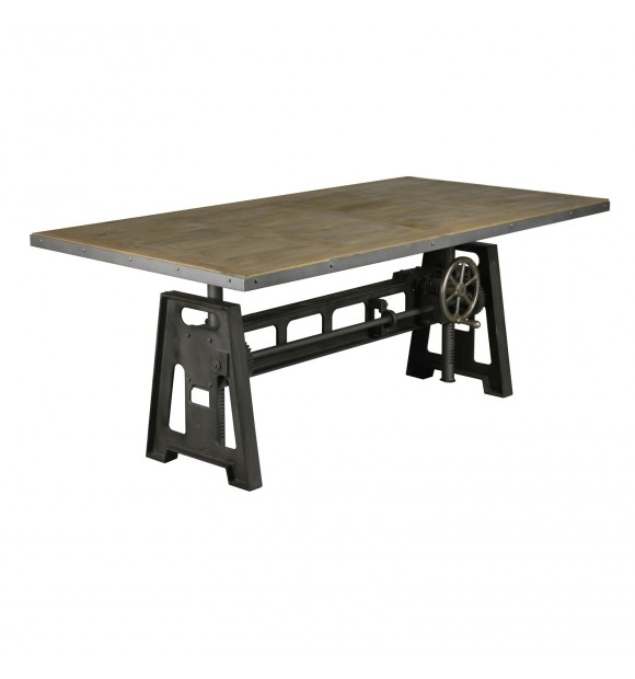 Table industrielle Brooklyn