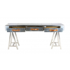 CONSOLE AIRCRAFT EN METAL RIVETE
