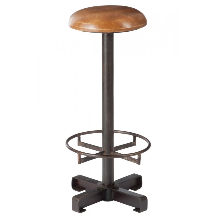 tabouret tolix imitation fabulous tabouret de bar. Black Bedroom Furniture Sets. Home Design Ideas