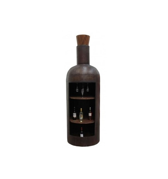 Bar forme bouteille