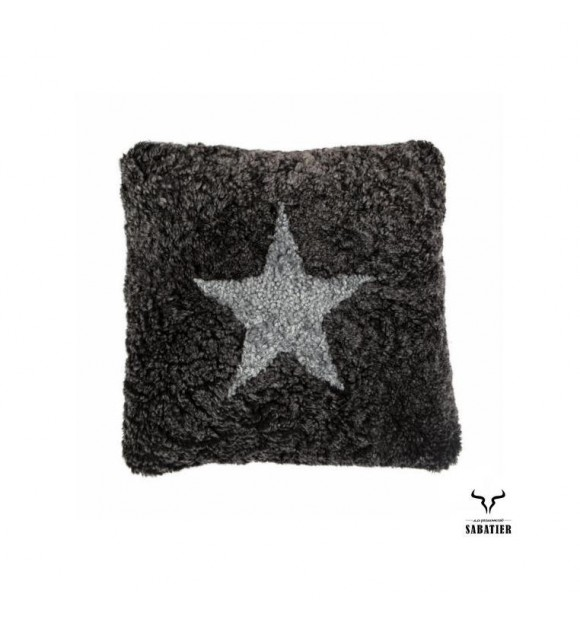 Coussin Mouton Curly