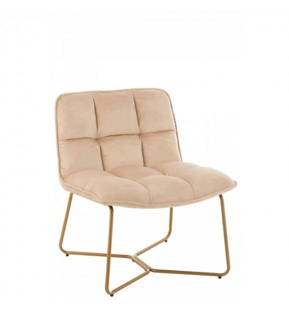 CHAISE LOUNGE BEIGE